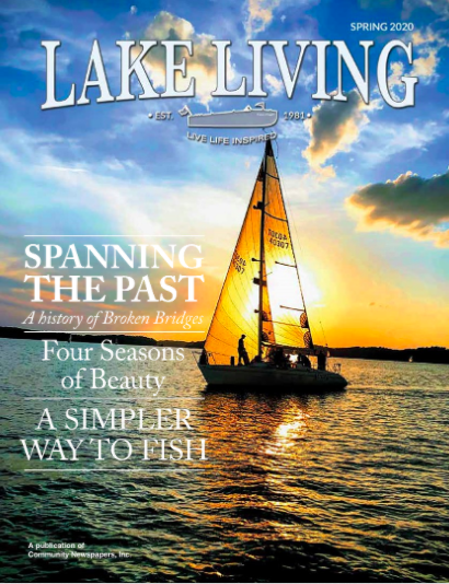 Lake Living Spring Edition 2020