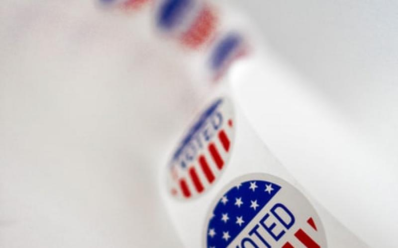 The last day to register to vote in the presidential preference primary is Monday, Feb. 24