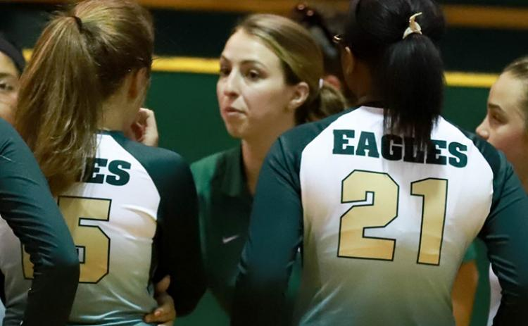Courtney Ledford is the new head coach of the Rabun Gap- Nacoochee varsity volleyball team. (Photo courtesy of Rabun Gap-Nacoochee School)