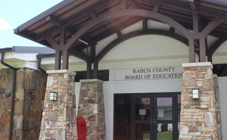Rabun County Board of Education